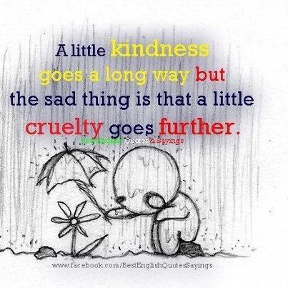 Cruelty quote #2
