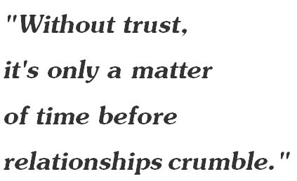 Crumble quote #1
