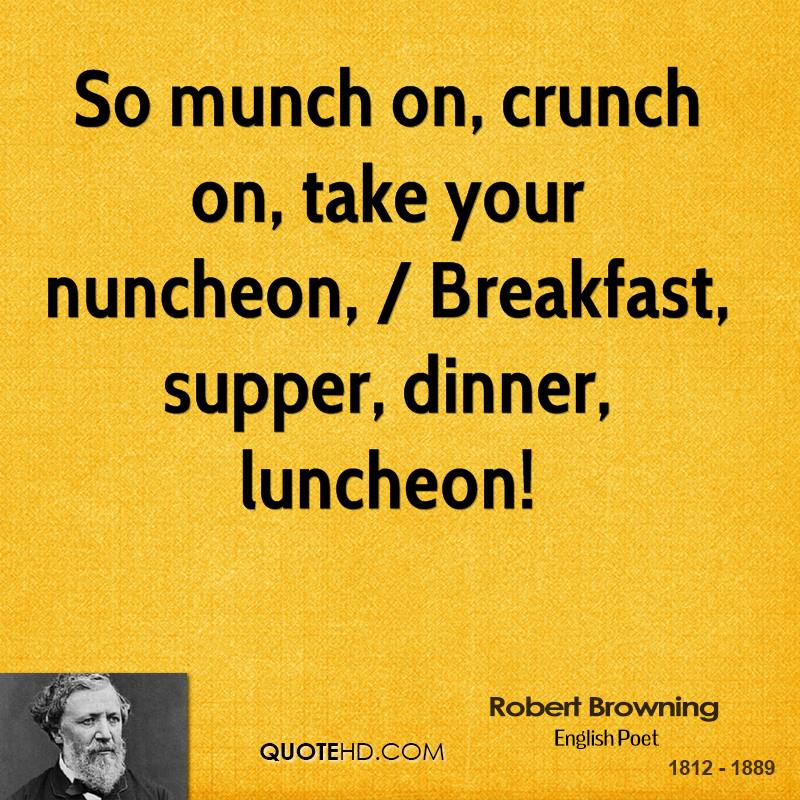 Crunch quote #1