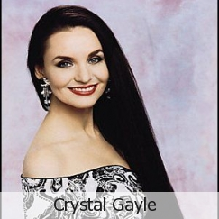 Crystal Gayle's quote #3