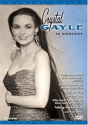Crystal Gayle's quote #6