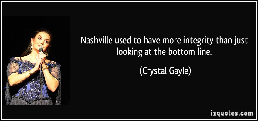 Crystal Gayle's quote #5