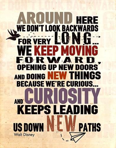 Curiosity quote #8