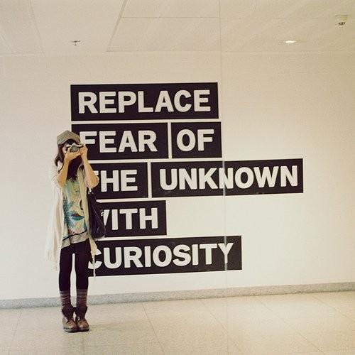 Curiosity quote #6