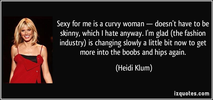 Curvy quote #3