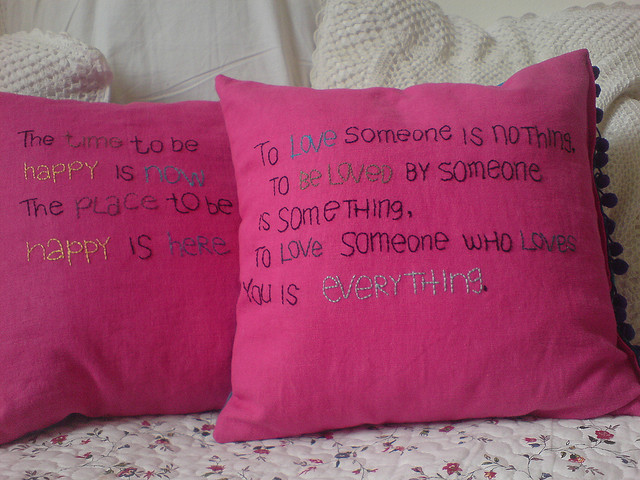 Cushions quote #2