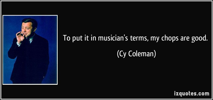 Cy Coleman's quote #1