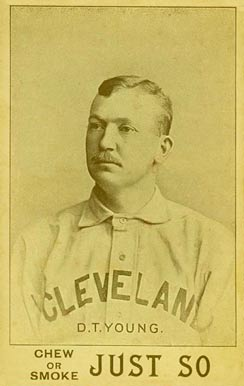Cy Young's quote #1