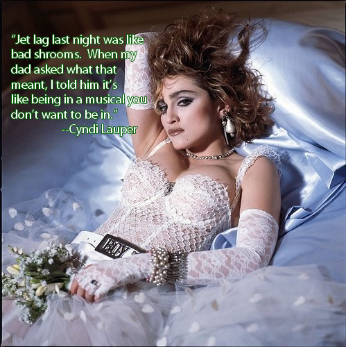 Cyndi Lauper's quote #6