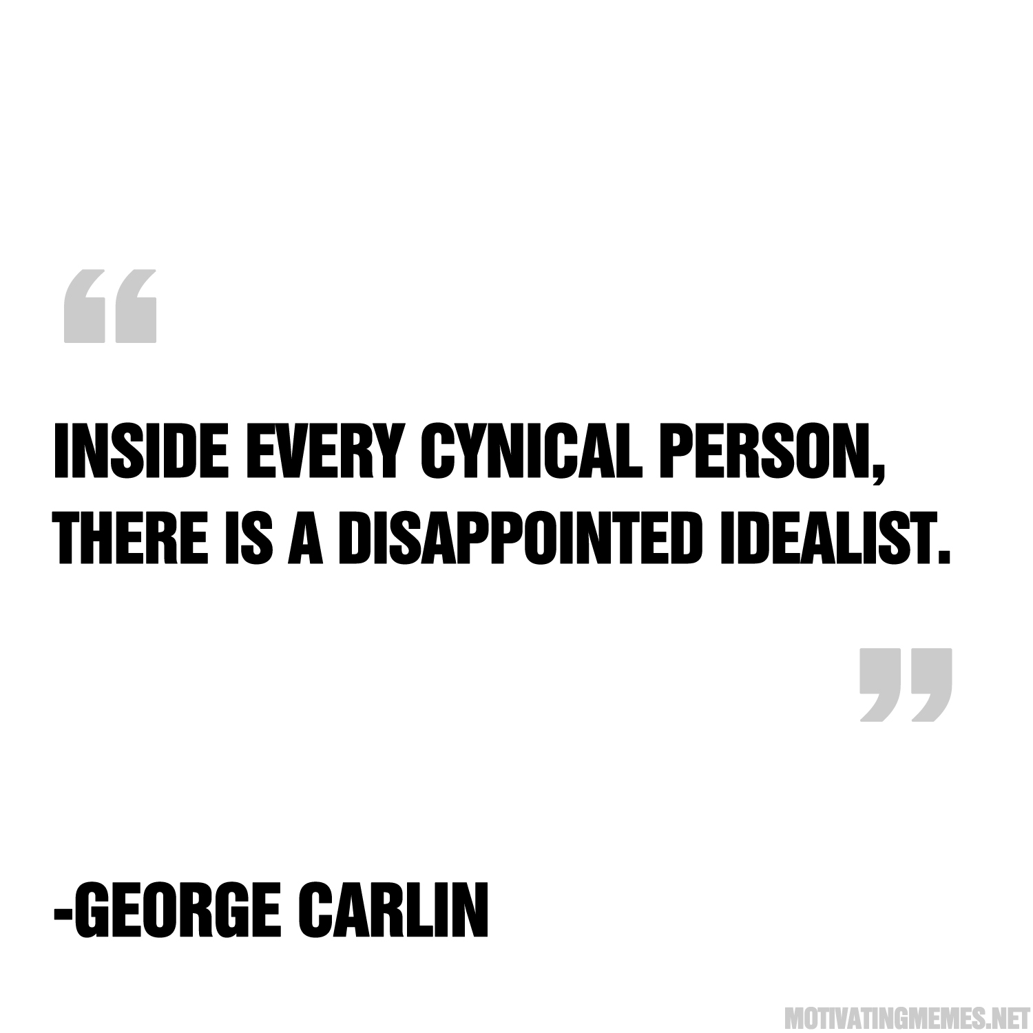 Cynical quote #2