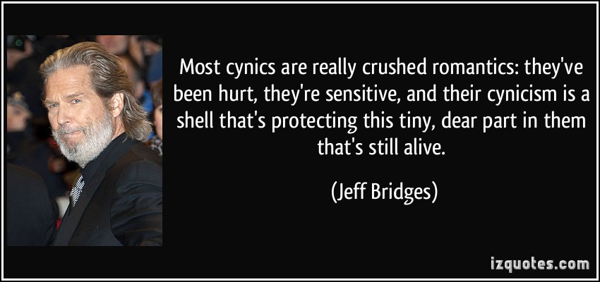 Cynicism quote #1