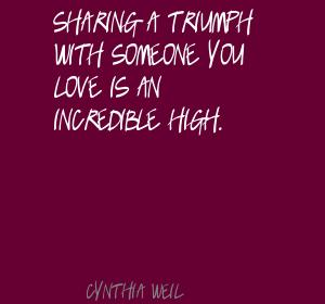 Cynthia Weil's quote #5