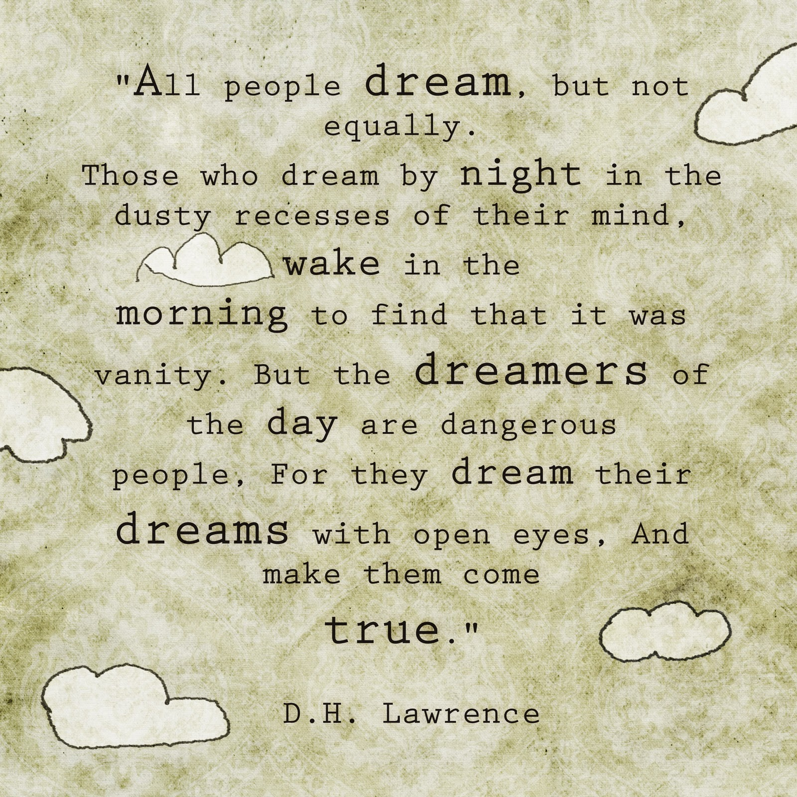 D. H. Lawrence's quote #4