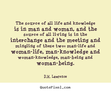 D. H. Lawrence's quote #5