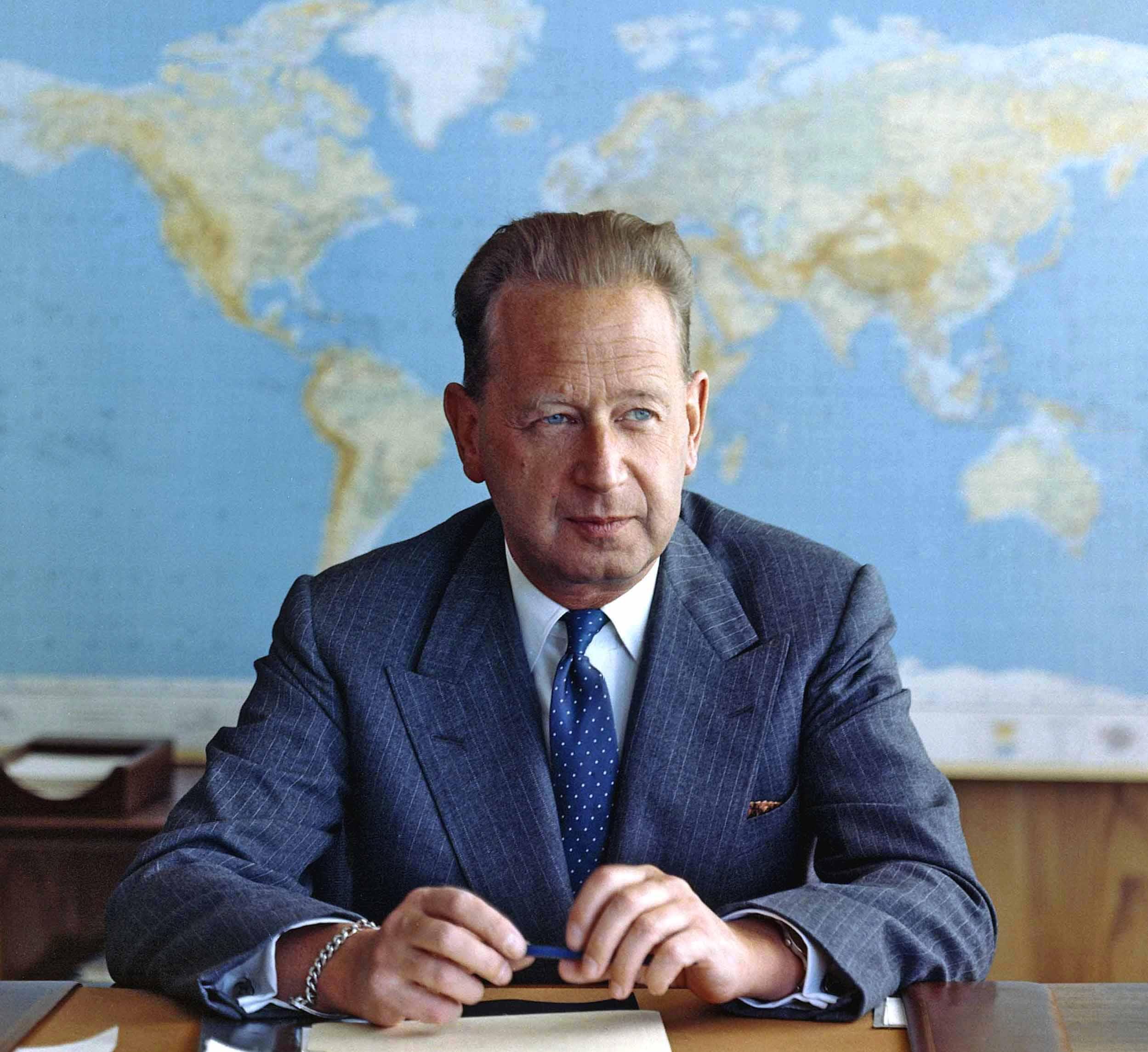 Dag Hammarskjold's quote #5