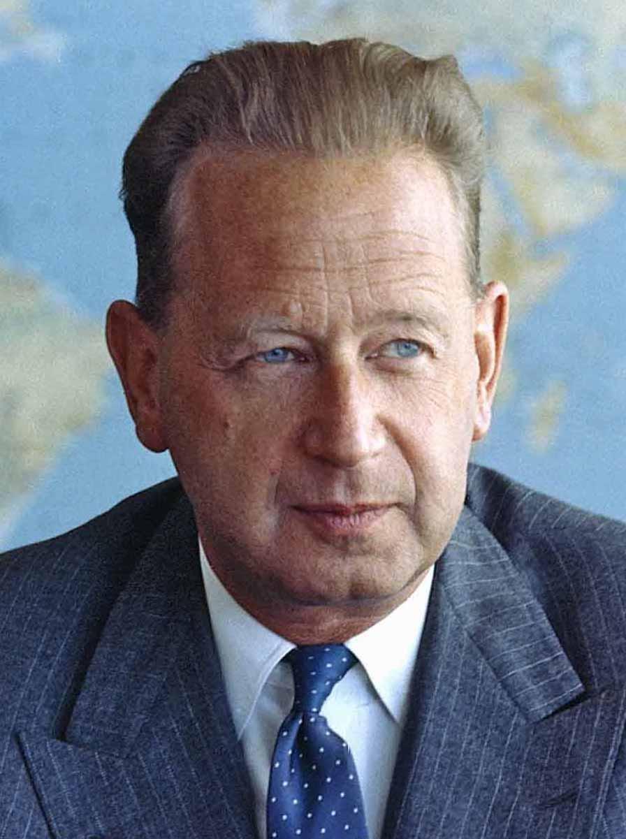 Dag Hammarskjold's quote #1