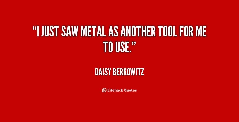 Daisy Berkowitz's quote #6
