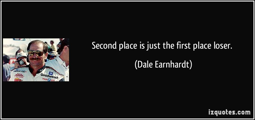 Dale Earnhardt's quote #5