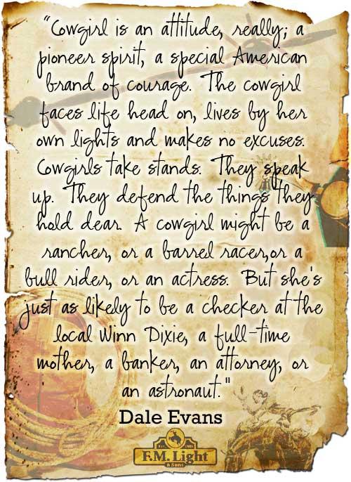 Dale Evans's quote #3