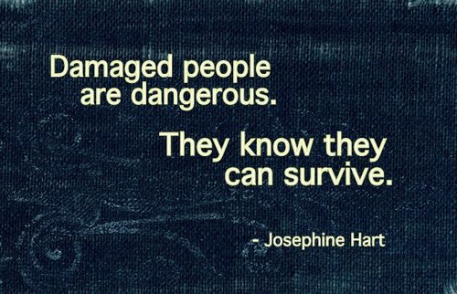 Damaged quote #2