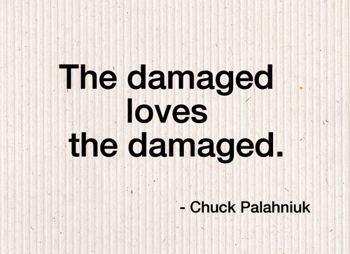 Damaged quote #3