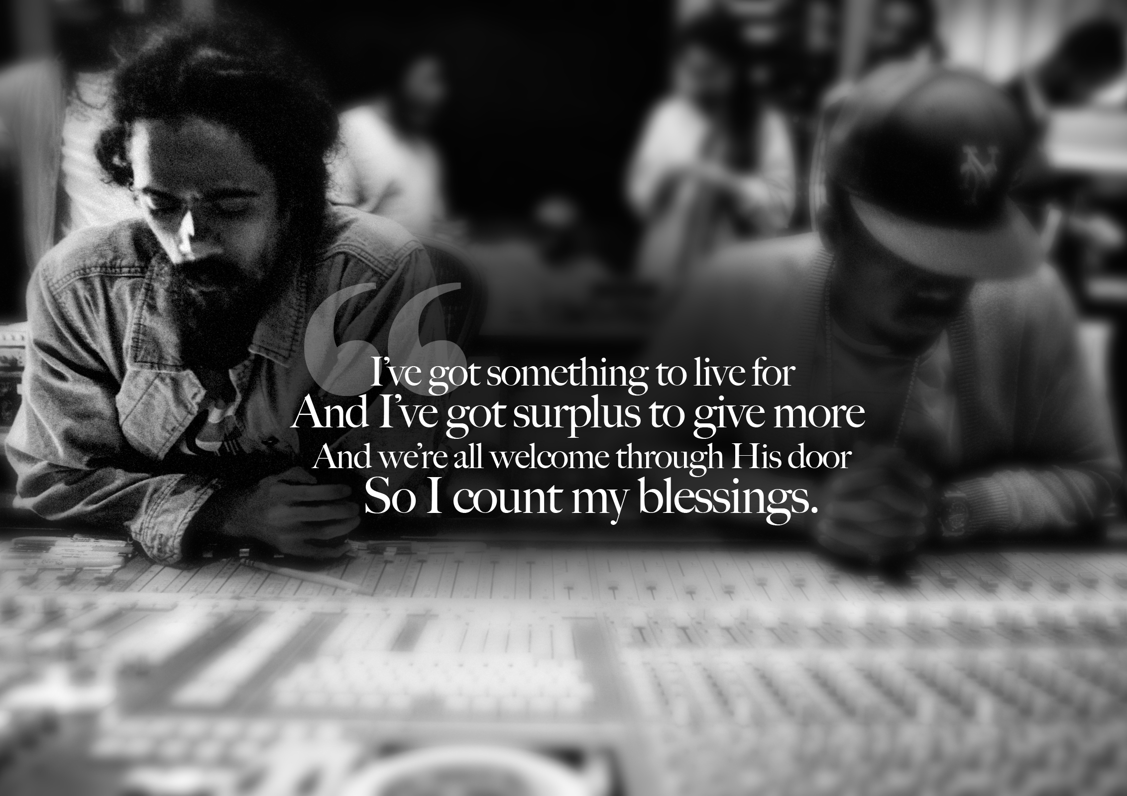 Damian Marley's quote #1