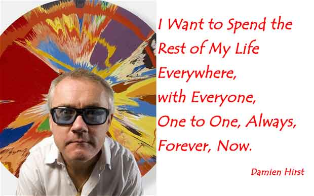 Damien Hirst's quote #7