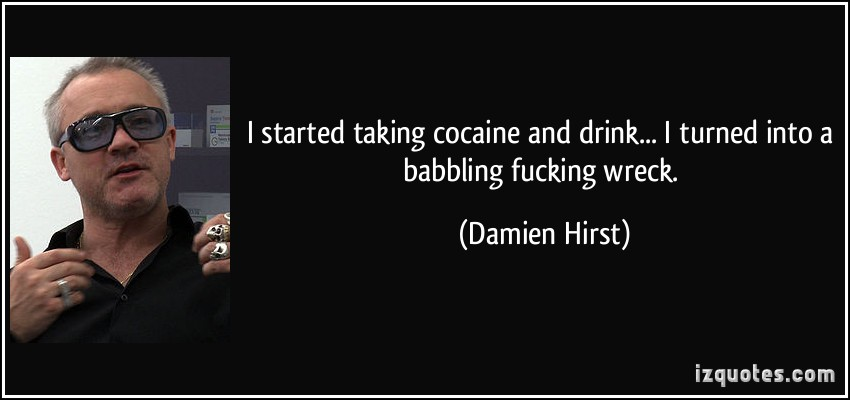 Damien Hirst's quote #5