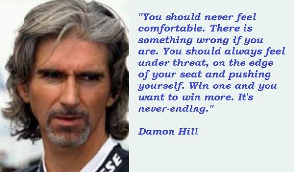 Damon Hill's quote #3