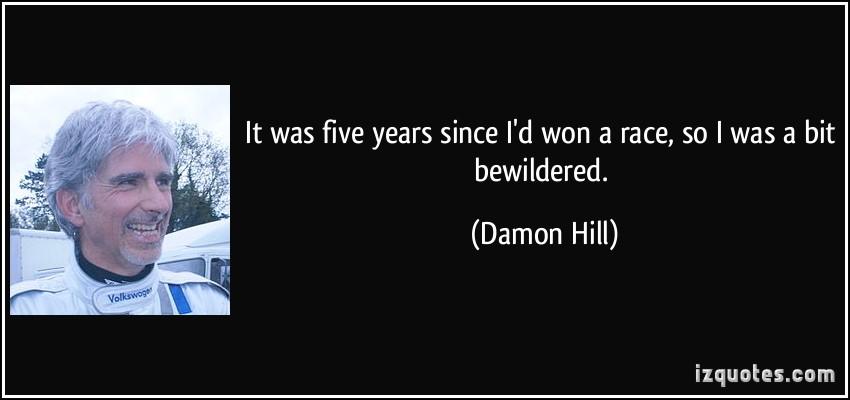 Damon Hill's quote #4