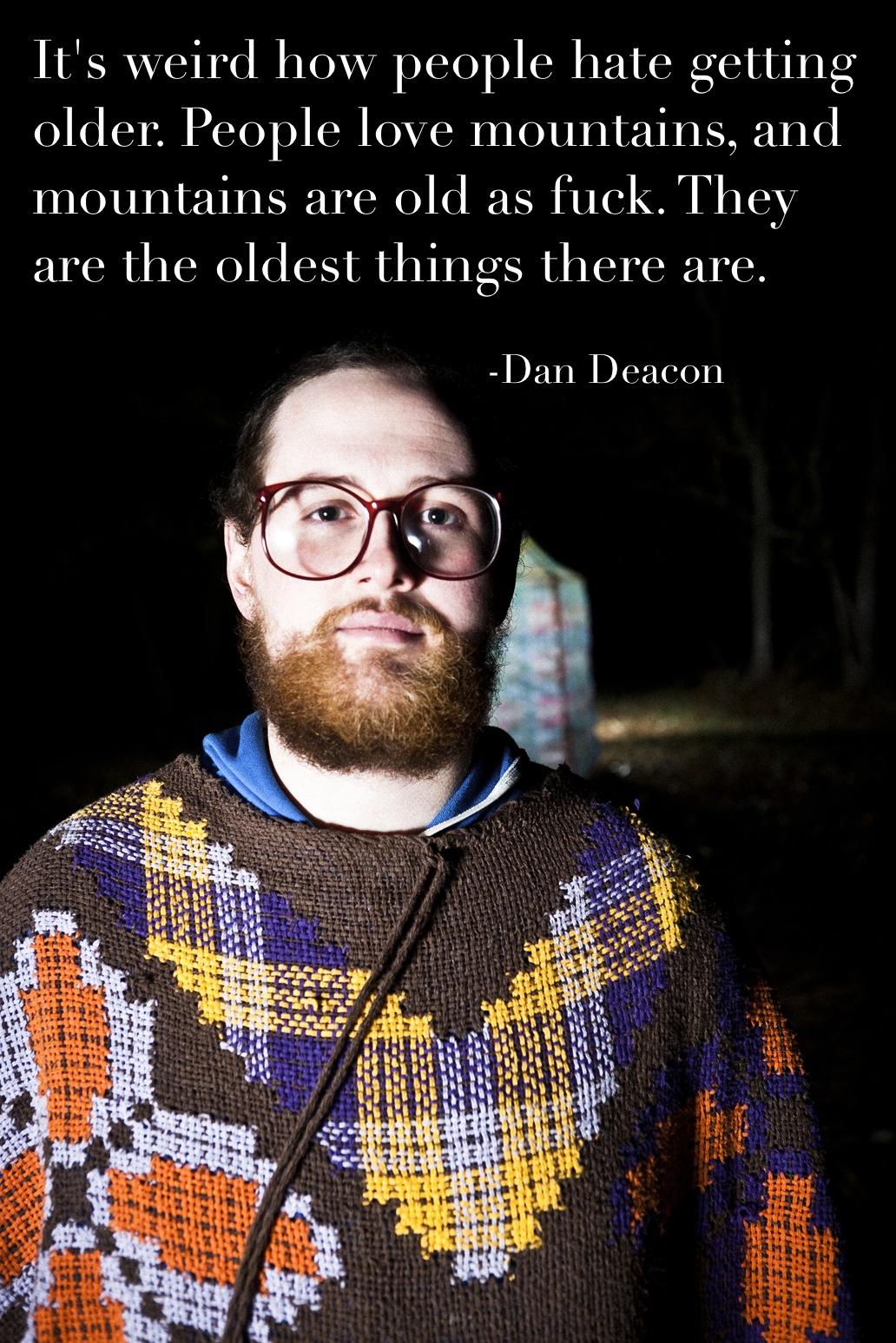 Dan Deacon's quote #1