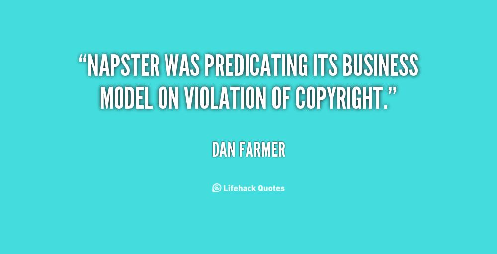 Dan Farmer's quote #2