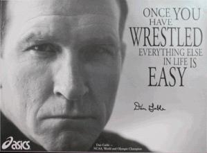 Dan Gable's quote #1