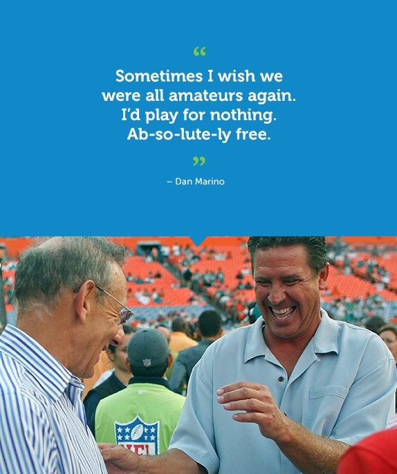 Dan Marino's quote #8