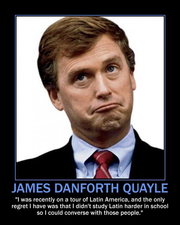 Dan Quayle's quote #6