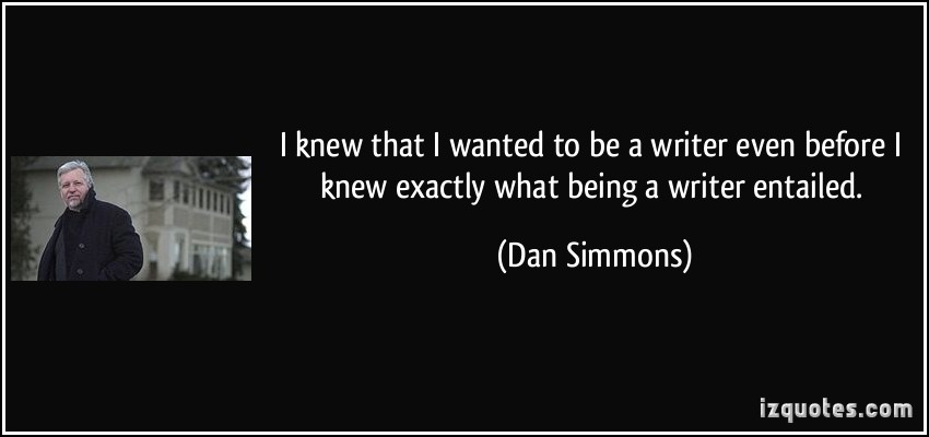 Dan Simmons's quote #2