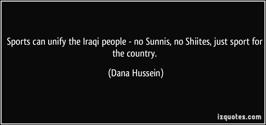 Dana Hussein's quote #3