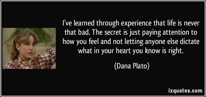 Dana Plato's quote #1
