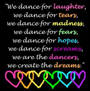Dancers quote #1