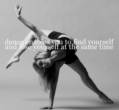 Dancers quote #7