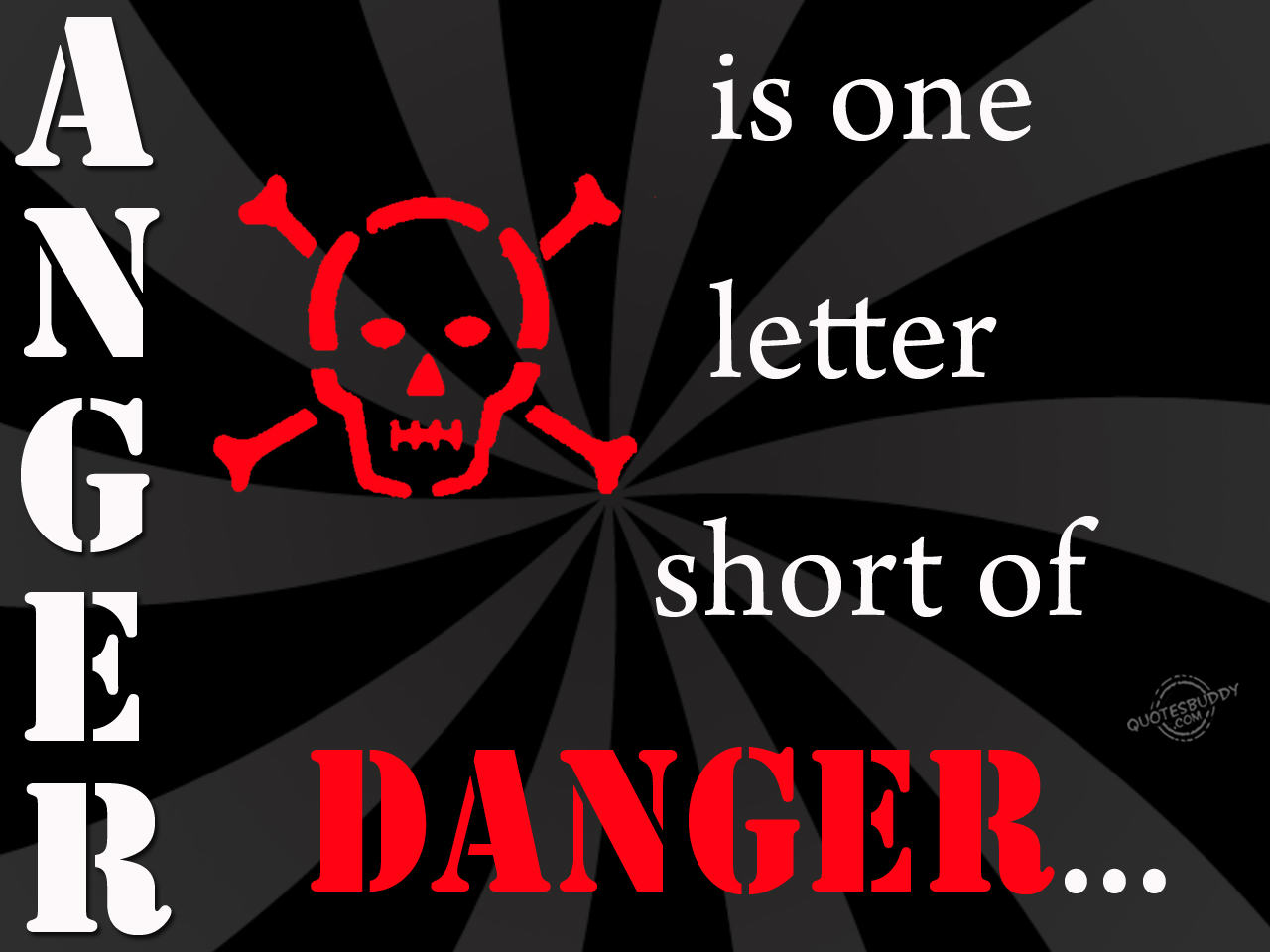 Danger quote #1