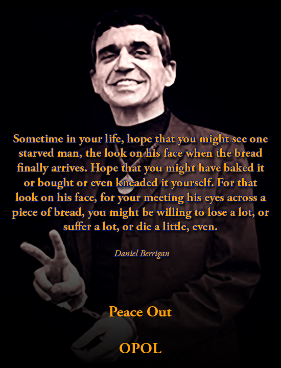 Daniel Berrigan's quote #7