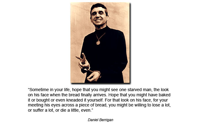 Daniel Berrigan's quote #5