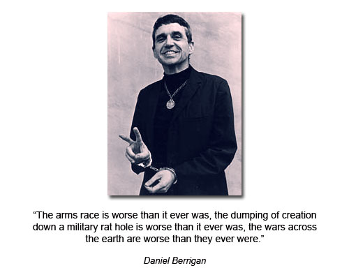 Daniel Berrigan's quote #8