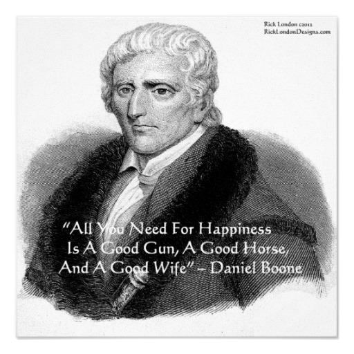Daniel Boone's quote #1