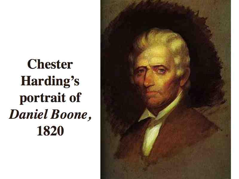 Daniel Boone's quote #3