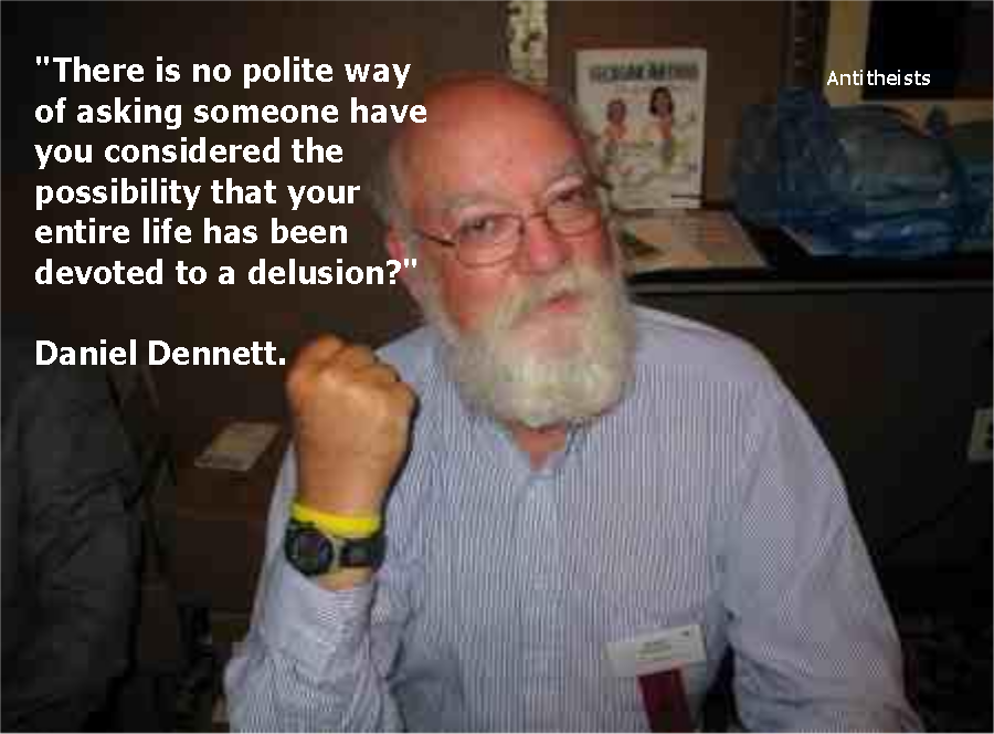 where am i daniel dennett essay A selection of works published in the twenty years since brainstorms, dennett's first collection of essays.