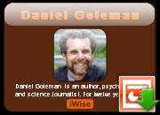 Daniel Goleman's quote #1