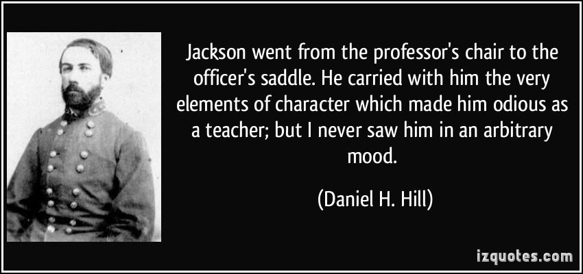 Daniel H. Hill's quote #4