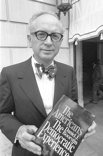 daniel boorstin evaluation Daniel boorstin got it right in 'the image' there was the image, historian daniel boorstin's prescient examination of a nation in transition.